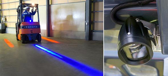 高性能LEDラインライトPRO(青/赤)