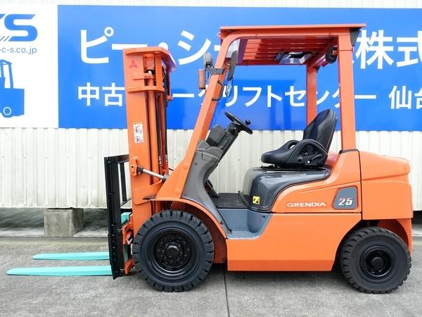 三菱 FD25T
