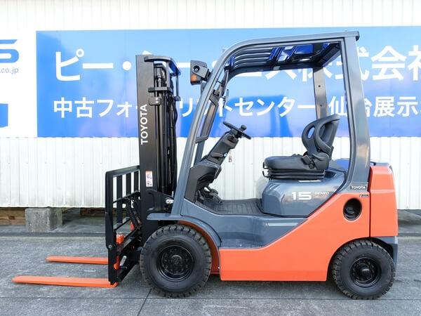 トヨタ 02-8FG15